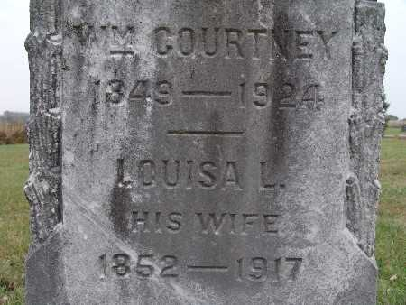 MANNERS COURTNEY, LOUISA L. - Warren County, Iowa | LOUISA L. MANNERS COURTNEY