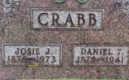 CRABB, JOSIE J - Warren County, Iowa | JOSIE J CRABB