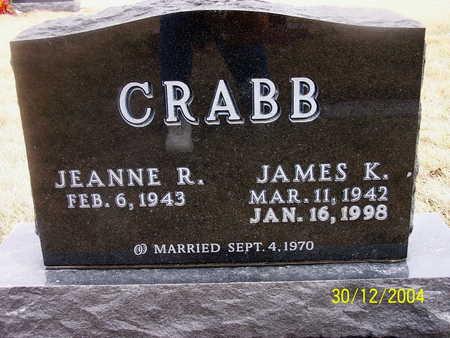 CRABB, JAMES KENNETH - Warren County, Iowa | JAMES KENNETH CRABB