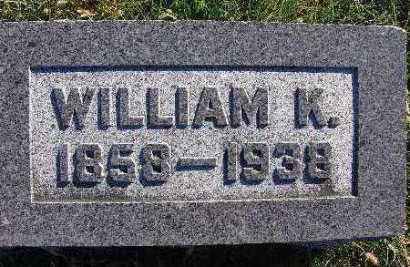 CRABBE, WILLIAM K. - Warren County, Iowa | WILLIAM K. CRABBE