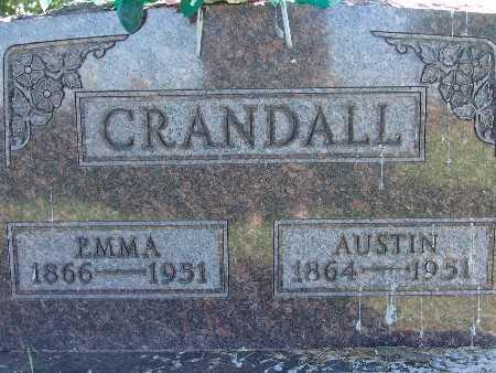CRANDALL, EMMA - Warren County, Iowa | EMMA CRANDALL