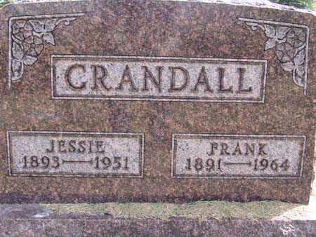 CRANDALL, FRANK - Warren County, Iowa | FRANK CRANDALL