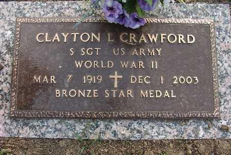 CRAWFORD, CLAYTON - Warren County, Iowa | CLAYTON CRAWFORD