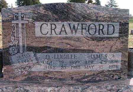 CRAWFORD, O. LUCILLE - Warren County, Iowa | O. LUCILLE CRAWFORD