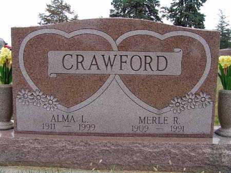 CRAWFORD, MERLE R. - Warren County, Iowa | MERLE R. CRAWFORD
