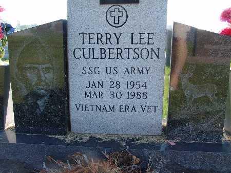 CULBERTSON, TERRY LEE - Warren County, Iowa | TERRY LEE CULBERTSON