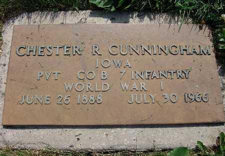 CUNNINGHAM, CHESTER R. - Warren County, Iowa | CHESTER R. CUNNINGHAM
