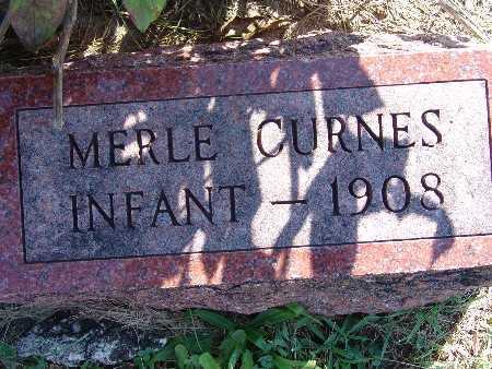 CURNES, MERLE - Warren County, Iowa | MERLE CURNES