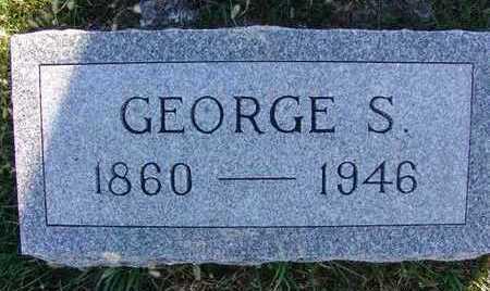 DARNELL, GEORGE S. - Warren County, Iowa   GEORGE S. DARNELL