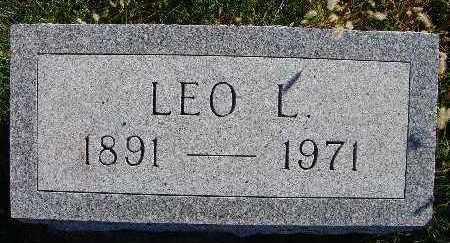 DARNELL, LEO L. - Warren County, Iowa | LEO L. DARNELL