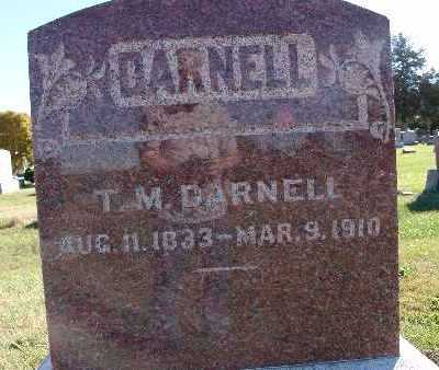 DARNELL, T. M. - Warren County, Iowa | T. M. DARNELL