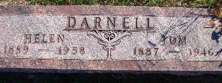 DARNELL, TOM - Warren County, Iowa | TOM DARNELL