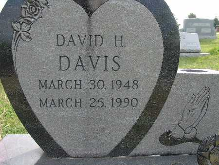 DAVIS, DAVID H. - Warren County, Iowa | DAVID H. DAVIS