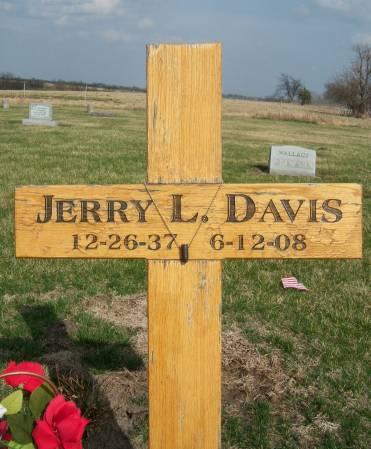 DAVIS, JERRY L. - Warren County, Iowa | JERRY L. DAVIS