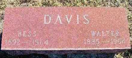 DAVIS, BESS - Warren County, Iowa | BESS DAVIS