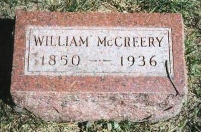 DAVIS, WILLIAM MCCREERY - Warren County, Iowa   WILLIAM MCCREERY DAVIS