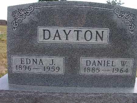 DAYTON, DANIEL W. - Warren County, Iowa | DANIEL W. DAYTON