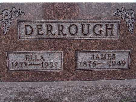 DERROUGH, ELLA - Warren County, Iowa | ELLA DERROUGH