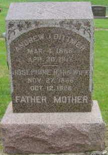 DITTMER, ANDREW J - Warren County, Iowa | ANDREW J DITTMER