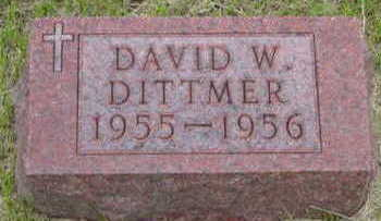 DITTMER, DAVID W - Warren County, Iowa | DAVID W DITTMER