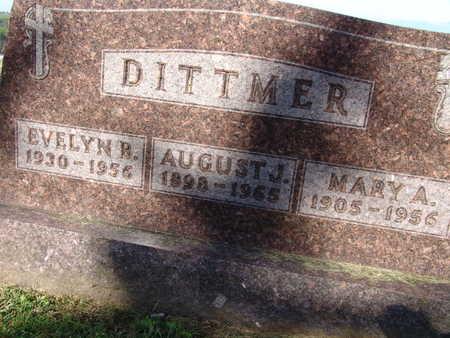 DITTMER, EVELYN B. - Warren County, Iowa | EVELYN B. DITTMER