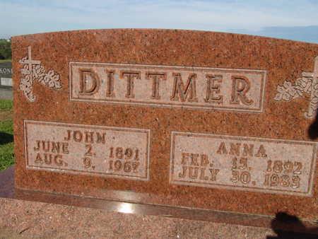 DITTMER, ANNA - Warren County, Iowa | ANNA DITTMER