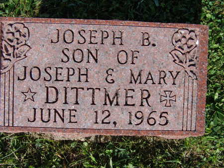 DITTMER, JOSEPH B. - Warren County, Iowa | JOSEPH B. DITTMER