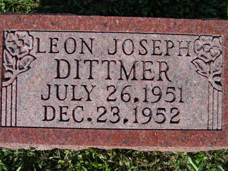 DITTMER, LEON JOSEPH - Warren County, Iowa | LEON JOSEPH DITTMER