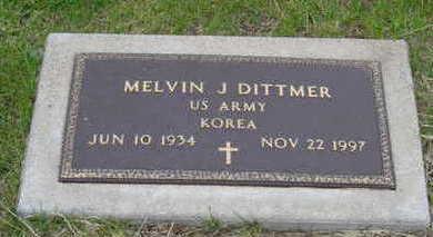 DITTMER, MELVIN J - Warren County, Iowa | MELVIN J DITTMER
