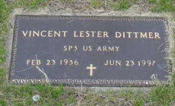 DITTMER, VINCENT LESTER - Warren County, Iowa | VINCENT LESTER DITTMER