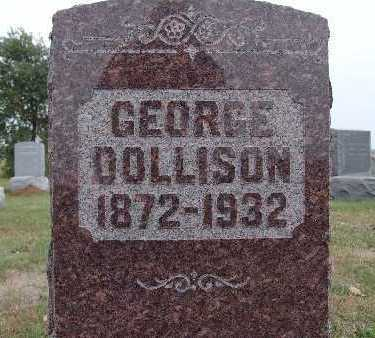 DOLLISON, GEORGE - Warren County, Iowa | GEORGE DOLLISON