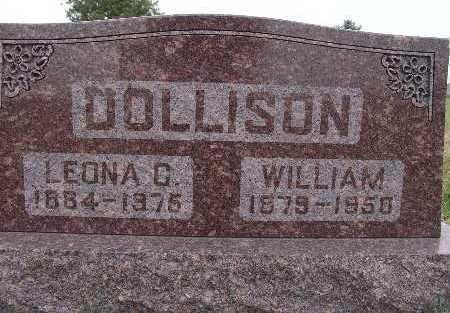 HICKS DOLLISON, LEONA C. - Warren County, Iowa | LEONA C. HICKS DOLLISON