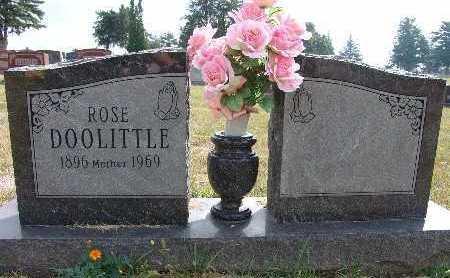 DOOLITTLE, ROSE - Warren County, Iowa | ROSE DOOLITTLE