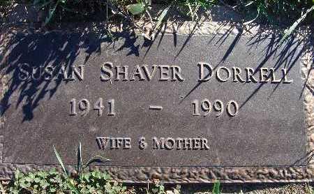 DORRELL, SUSAN SHAVER - Warren County, Iowa | SUSAN SHAVER DORRELL