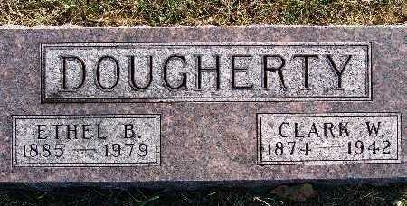 DOUGHERTY, CLARK W. - Warren County, Iowa | CLARK W. DOUGHERTY