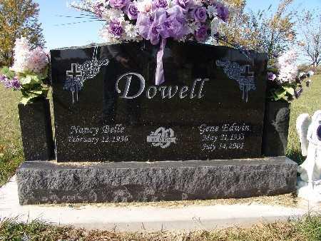 DOWELL, GENE EDWIN - Warren County, Iowa | GENE EDWIN DOWELL