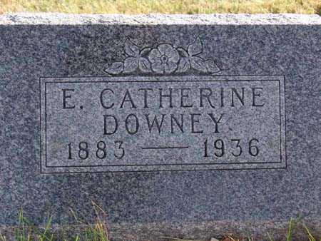 DOWNEY, E. CATHERINE - Warren County, Iowa | E. CATHERINE DOWNEY