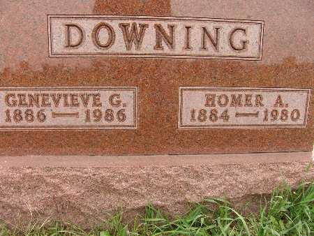GREENFIELD DOWNING, GENEVIEVE G. - Warren County, Iowa | GENEVIEVE G. GREENFIELD DOWNING