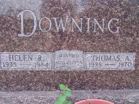 DOWNING, HELEN R. - Warren County, Iowa | HELEN R. DOWNING