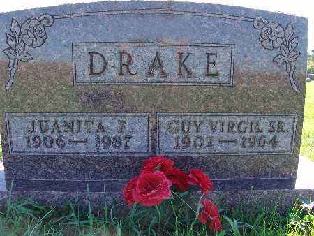 DRAKE, GUY VIRGIL SR. - Warren County, Iowa | GUY VIRGIL SR. DRAKE