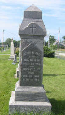 DUFF, THOMAS - Warren County, Iowa | THOMAS DUFF