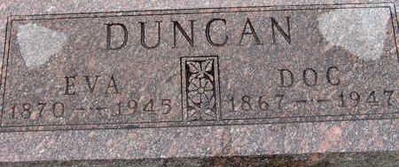 DUNCAN, EVA - Warren County, Iowa | EVA DUNCAN