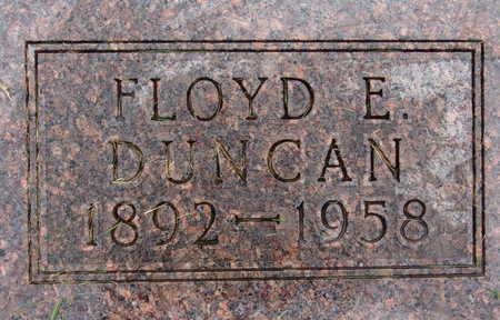 DUNCAN, FLOYD E - Warren County, Iowa | FLOYD E DUNCAN