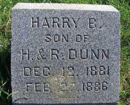 DUNN, HARRY B. - Warren County, Iowa | HARRY B. DUNN