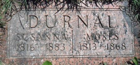DURNAL, SUSANNA - Warren County, Iowa | SUSANNA DURNAL