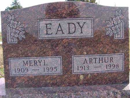 EADY, ARTHUR - Warren County, Iowa | ARTHUR EADY