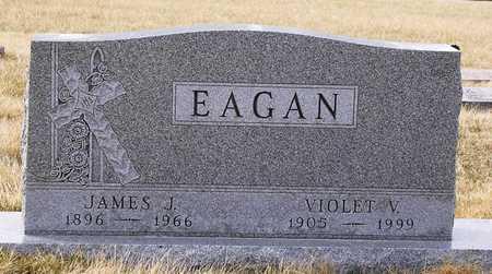 EAGAN, VIOLET V. - Warren County, Iowa | VIOLET V. EAGAN