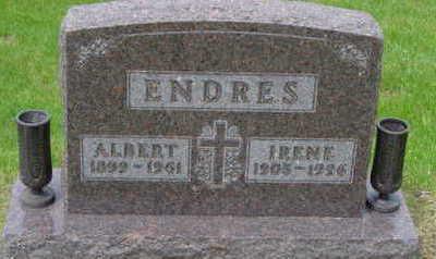 ENDRES, IRENE - Warren County, Iowa   IRENE ENDRES