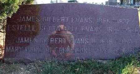 EVANS, JAMES S. GILBERT II - Warren County, Iowa | JAMES S. GILBERT II EVANS