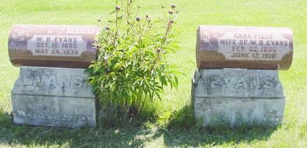 FIELD EVANS, ANNA - Warren County, Iowa | ANNA FIELD EVANS